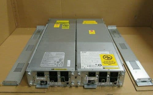 EMC 078-000-086 100-809-008 07 2 x Standby Power Supply SPS 2200W 2.2KW 2200VA